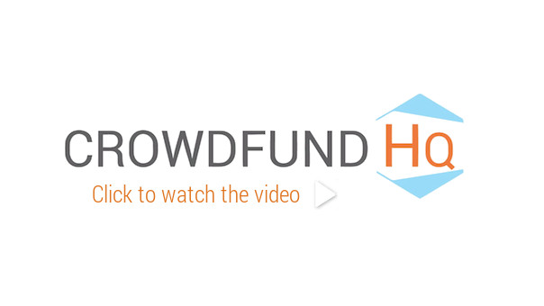 Your Website Created Using CrowdfundHQ